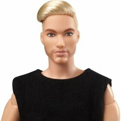 Ken Signature The Looks Doll 2021 # 5 GTD90 Posable Barbie Made to Move New