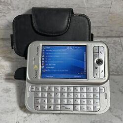 HTC PPC6700 Pocket PC Sprint Phone w/ Clip Case. Tested & Works Great. Windows.