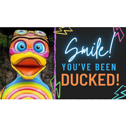 Duck Duck for Jeep Owners Ducking Tags - 6 Styles to choose from