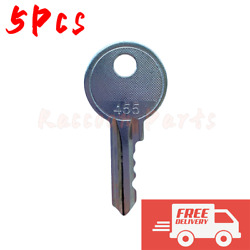 5pcs ELECTRIC Replacement keys Ronis 455 SCHNEIDER Siemens Baco Control