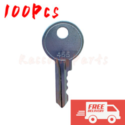 100pcs ELECTRIC Replacement keys Ronis 455 SCHNEIDER Siemens Baco Control