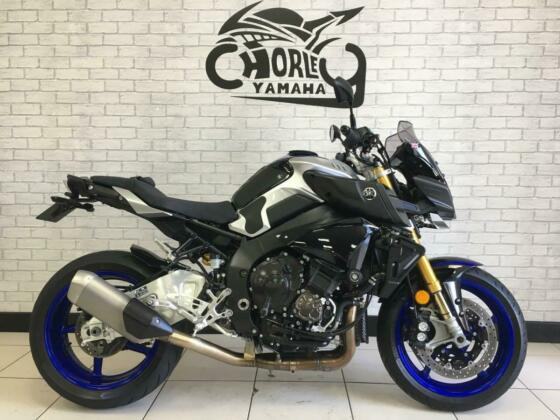YAMAHA MT10 SP    HYPERNAKED,2019/19,11677 MILES,SUPERB CONDITION