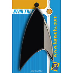 Star Trek: DISCOVERY SECTION 31 DELTA FULL SIZE Licensed FanSets Pin