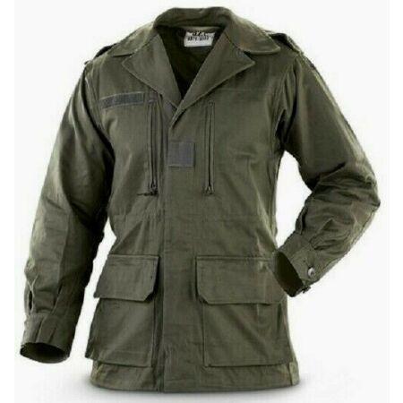 img-Jacket m64 Satin 300 Size 120L French Army New S300