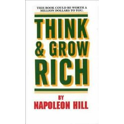Think and Grow Rich - Mass Market Paperback By Napoleon Hill - NEW