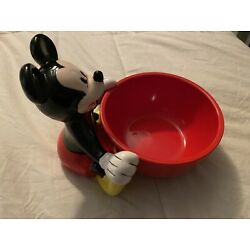 MICKEY MOUSE Ceramic Dip Bowl, Candy Dish, Jewelery Holder NEW 2021 FAST SHIP