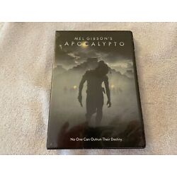 (BRAND NEW SEALED) APOCALYPTO (2006) DVD DIRECTED BY MEL GIBSON