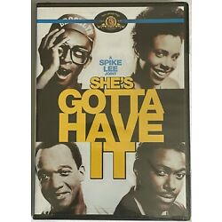 Shes Gotta Have It (DVD, 2008) Tracy Camilia Spike Lee  Brand New Sealed!