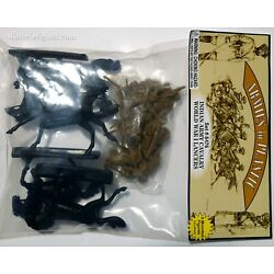 Armies in Plastic World War One Indian Army Cavalry Lancers - 1/32 Scale (54mm)