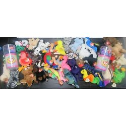 38 Toy Lot of Ty Beanie Babies All with Original Tags