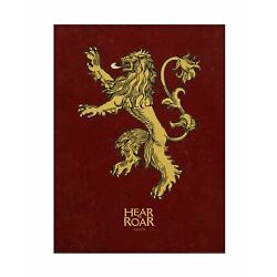Game Of Thrones Lannister Art Print