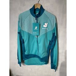 Deliveroo Full Zip Top. New Tagged Size Medium