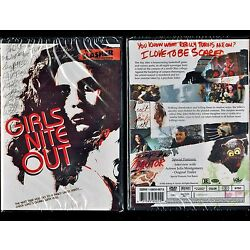 Girls Nite Out (Brand New DVD, 2005) Rare, Out Of Print 80s Slasher