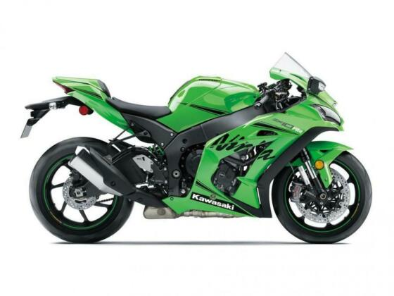 KAWASAKI Limited Stamped ZX10RR MOTORCYCLE ZX1002GKF 2019