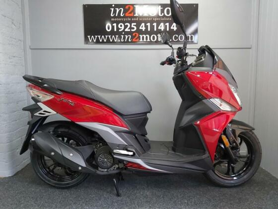 SYM JET 14 125cc AIR COOLED E5 BRAND NEW FOR 2021