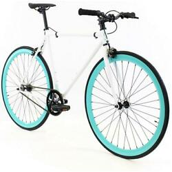 Golden Cycles Fixed Gear Single Speed Fixie 41-63cm HEAVEN