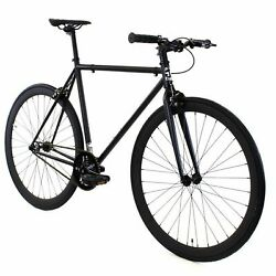 Golden Cycles Fixed Gear Single Speed Fixie 41-63cm VADER