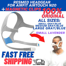 Original ResMed Headgear for Airtouch AirFit N20 Nasal CPAP Masks Replacement