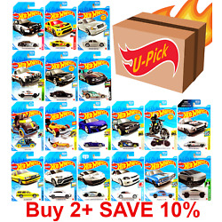 2021   Hot Wheels   Cars Main Line YOU PICK       - NEW UPDATED 10/20