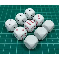 Forsage Game Pieces Dice - BP Type, Mixed New