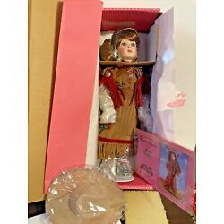 Paradise Galleries ~ Annie Oakley Doll ~ New in Shipper Box