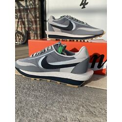 NIKE SACAI X CLOT LD WAFFLE Kiss of Death 2 | Mens Size 9 | BRAND NEW IN HAND