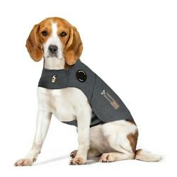 Thundershirt Heather Gray Dog Anxiety Solution  - Effective solution for anxieti