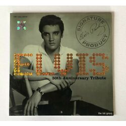 Elvis Presley 2007 Calendar 30th Anniversary Tribute New in Plastic Collectable
