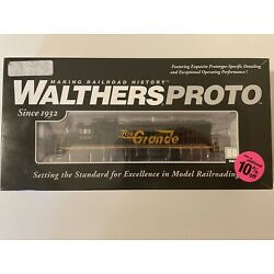 Ho Scale Walthers proto SD45 DRGW W/working Gyra Light #5331 DC
