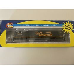 Ho Scale Athearn RTR SD50 DRGW #5502 DC