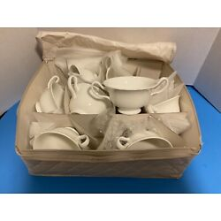 wedgewood 2 Handle Bullion soup Cup lot of 8