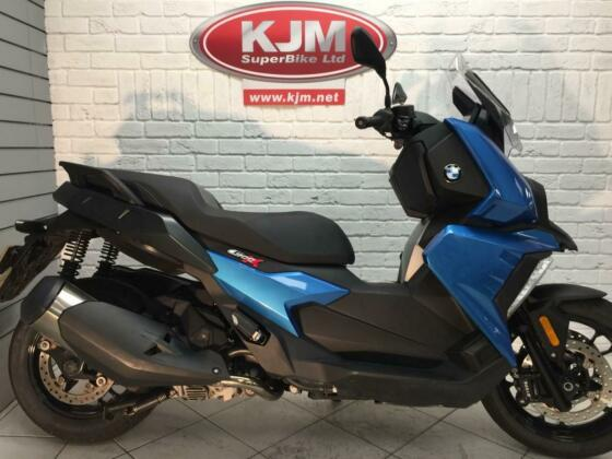 BMW C400X SE, 2019/19, JUST 2,652 MILES WITH FSH, TFT DISPLAY, HEATED SEAT