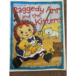 Toy Stories Book ~ Raggedy Ann and the Kittens and other stories by Miles Kelly