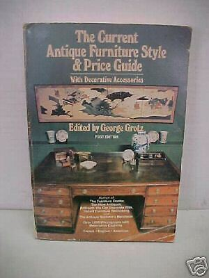 1979 antique furniture style price guide ebay - Reasons choosing vintage style furniture ...