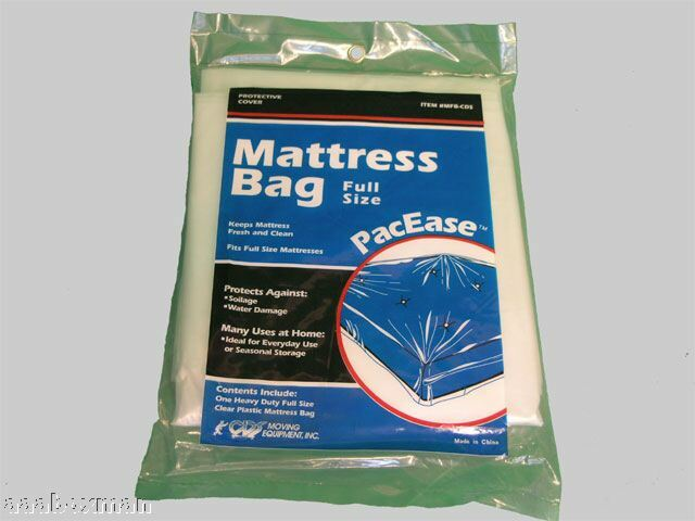 MATTRESS COVER FULL SIZE BAG ALLERGY PROTECTOR NEW XL