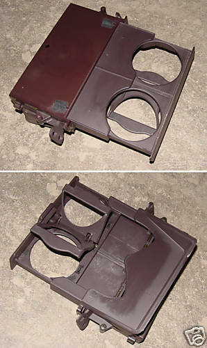 1992 96 toyota camry oem dash cup holder assy maroon ebay. Black Bedroom Furniture Sets. Home Design Ideas