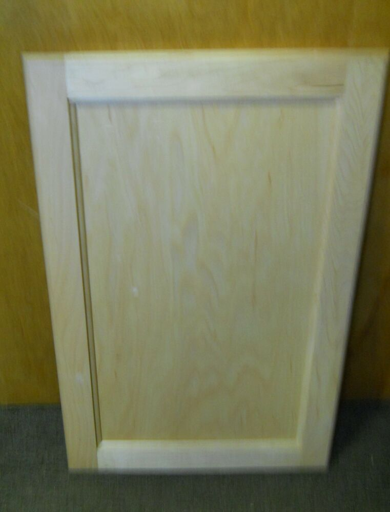 clear kitchen cabinet doors maple clear cabinet doors 19 quot w x 22 quot h ebay 13642