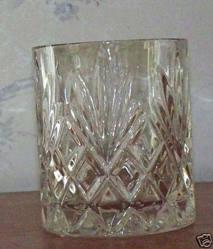 Crystal Clear Candy Dish Vase Candle Holder Ebay