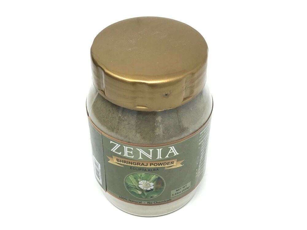 hair styling powder ayurvedic herb bhringraj powder hair fall amp gray remedy ebay 5477