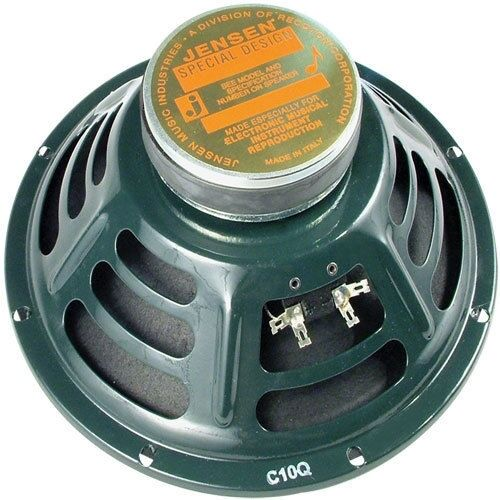 jensen c10q 10 vintage series guitar speaker 8 ohm ebay. Black Bedroom Furniture Sets. Home Design Ideas