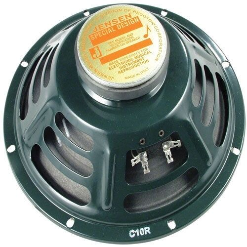 jensen c10r 10 vintage series guitar speaker 8 ohm ebay. Black Bedroom Furniture Sets. Home Design Ideas