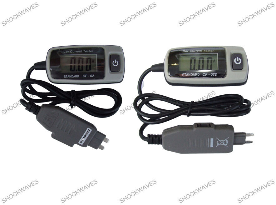 Standard Automotive Battery Load Tester : Car battery leakage tester auto electrical fuse v