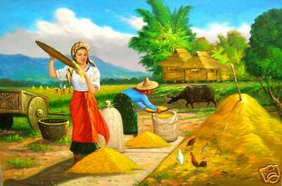 Filipino Oil Paintings For Sale
