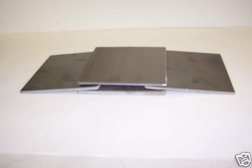 3 16 Inch Steel Plate 12 Inches X 24 Inches Ebay
