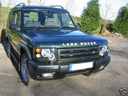 Land Rover Discovery Ii Headlamp Conversion Kit Ebay