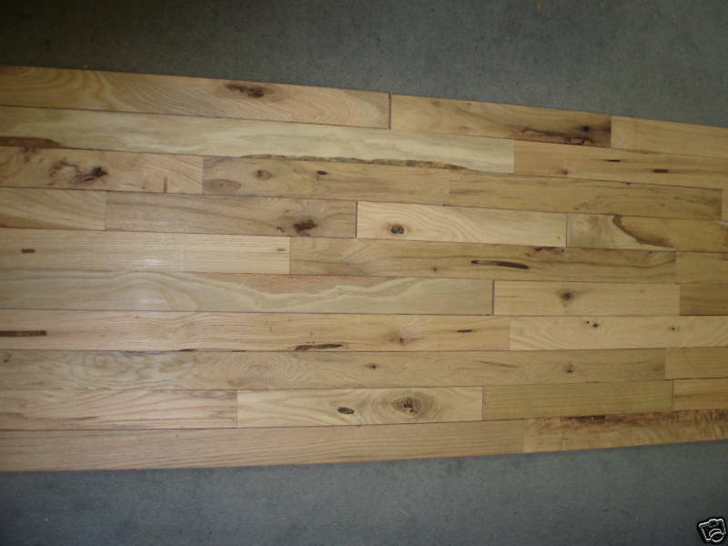 Rustic Red Oak Hardwood Flooring Unfinished 2 1 4 Quot 1 99
