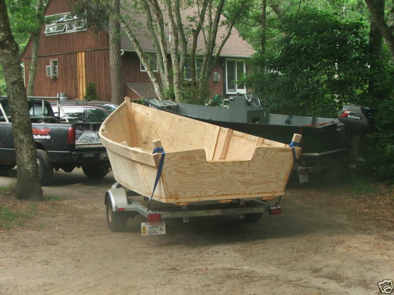 Lady Bug Boats 18 ft Commercial Plywood Skiff Plans | eBay