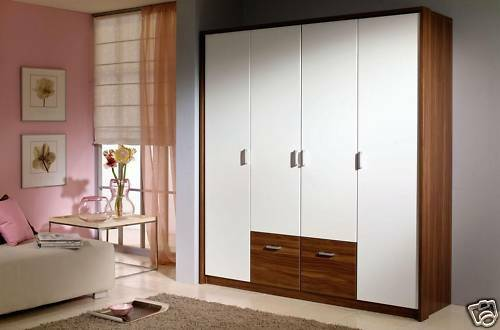 modern european bedroom closet wardrobe clothes armoire ebay 12458 | s l1000