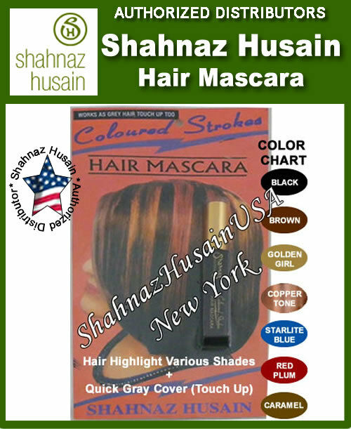 Shahnaz Hussain Colorveda Natural Hair Color Review Indian