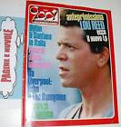 CIAO 2001 n 23 '84 cover LOU REED